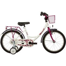 Vermont Girly - Vélo enfant 18 pouces - rouge/rose